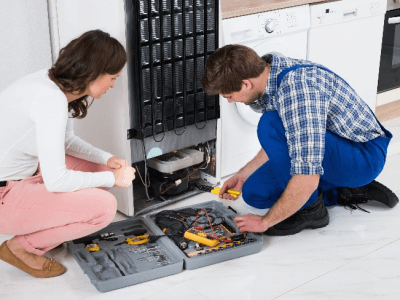 Como se tornar um técnico de refrigeração