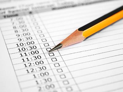 planejamento organização tempo dia trabalho rendimento