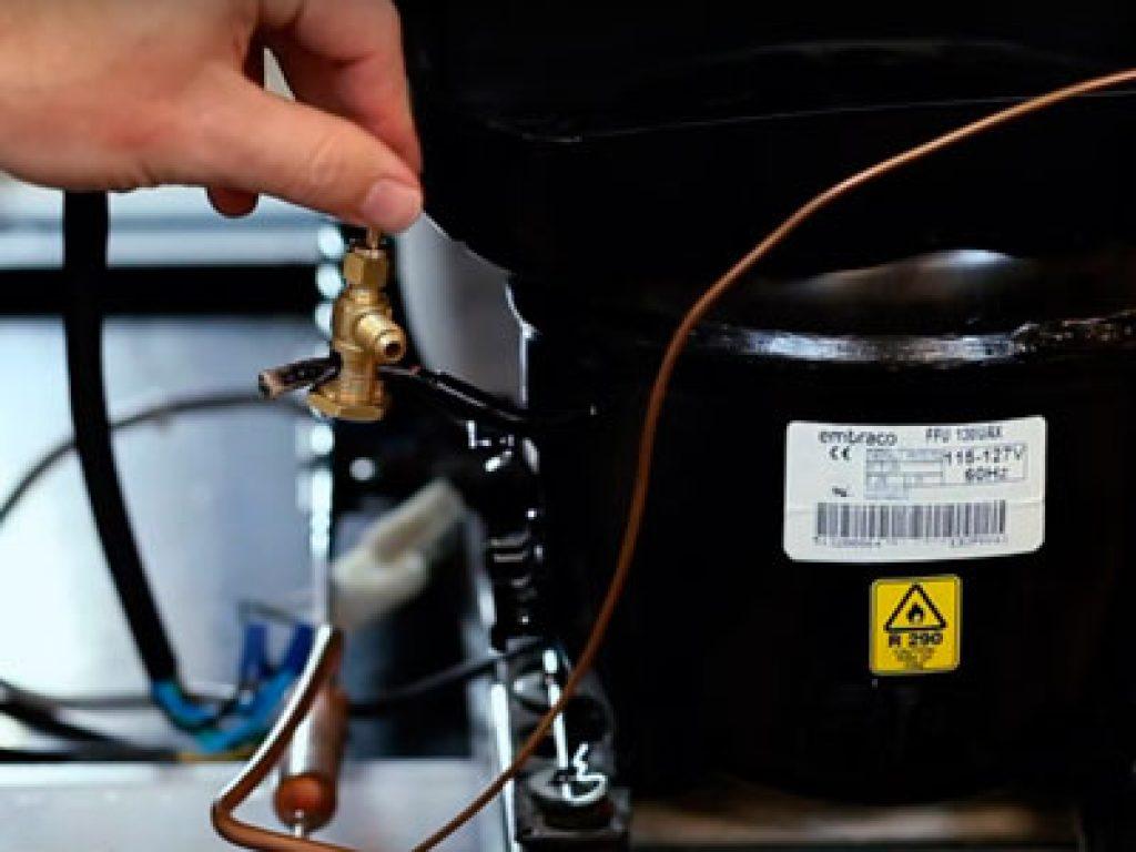gas propano compressor