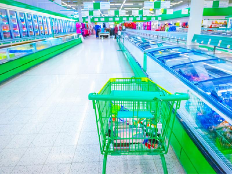 sistema de refrigeração para supermercados