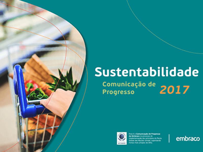 embraco relatório sustentabilidade 2017