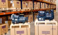 sistema de refrigeração compressores semi herméticos